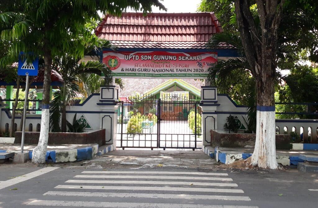 Satu Siswa Terpapar Covid-19, Sekolah Dasar di Sampang Kembali Daring