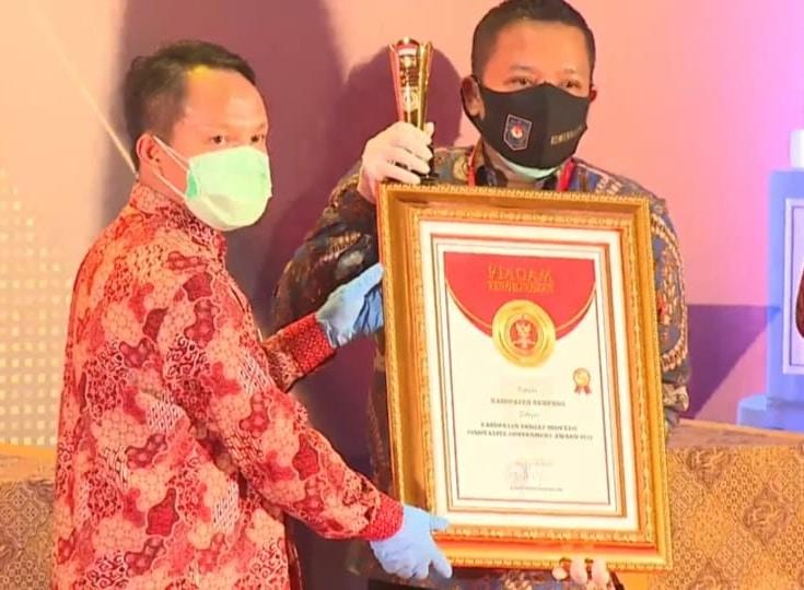 Kabupaten Sampang Raih Penganugerahan Innovative Government Award 2020