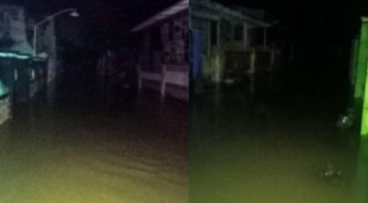 Sempat Surut, Ketinggian Banjir di Sampang Kembali Meningkat