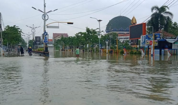 Banjir Kembali Datang, Berikut Penjelasan BPBD Kabupaten Sampang