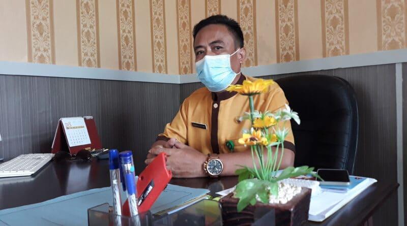 Menjabat Sebagai Kepala, Zahruddin Bertekad Merubah Puskesmas Kedungdung Lebih Baik