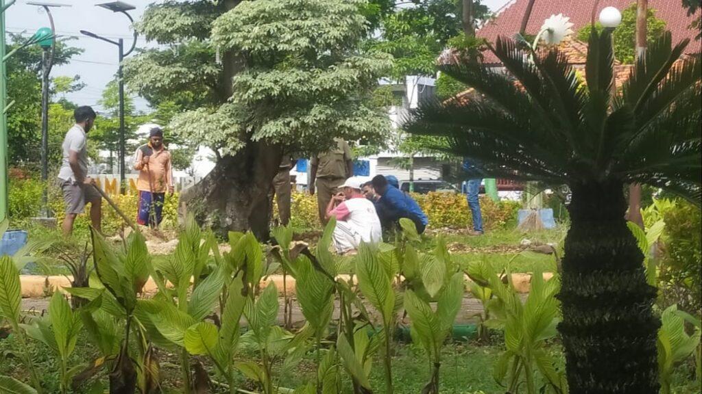 Rencana Pembangunan Taman Ketapang Terkendala Legalitas