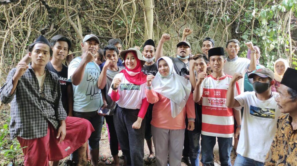 Ketua TP-PKK Bangkalan Siap Dukung Gua Sejuta Kelelawar Kajjan Menjadi Destinasi Wisata