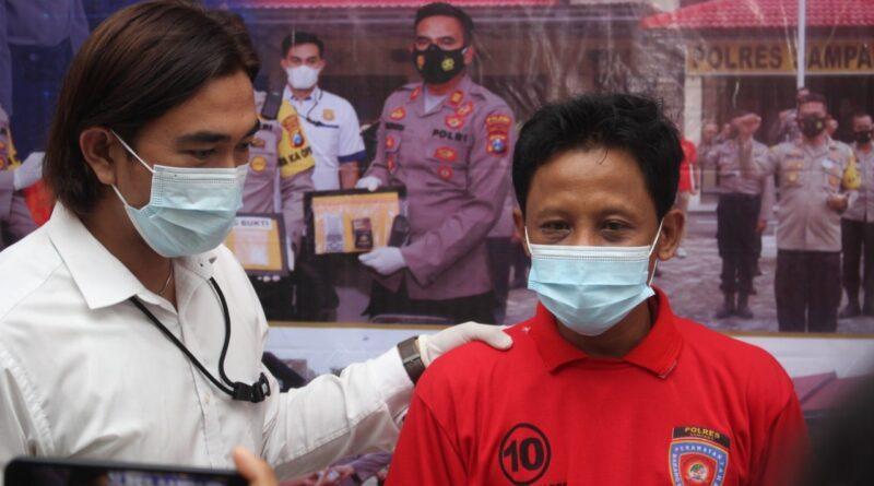 Palsukan Nota Laporan Pertanggungjawaban Dana Desa, Mantan Kades Banjar Taleta Sampang Jadi Tersangka