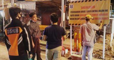 Maret 2021, Pemberlakuan Perubahan Arus Lalulintas Sampang Diujicobakan