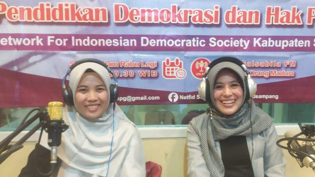 Peran Perempuan Dalam Demokrasi Menurut Dua Srikandi Sampang