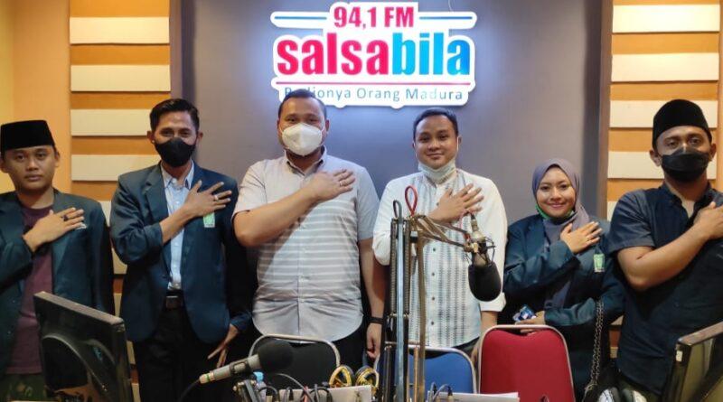 """Talk Show LPBH NU """"Upaya Pemerintah Dalam Pencegahan dan Pemberantasan Narkoba di Sampang"""