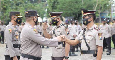 AKP Sudaryanto SH, MH Resmi Menjabat Sebagai Kasat Reskrim Polres Sampang