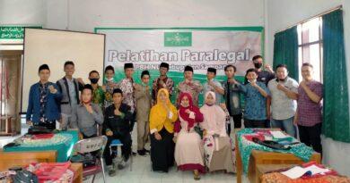 Pelatihan Paralegal LPBH NU Kabupaten Sampang