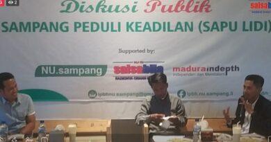 Sapu Lidi LPBH NU, Menyoal Penegakan Hukum di Kabupaten Sampang