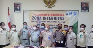 Samsat Sampang Tandatangani Pakta Zona Integritas Bebas Korupsi, Kolusi dan Nepotisme