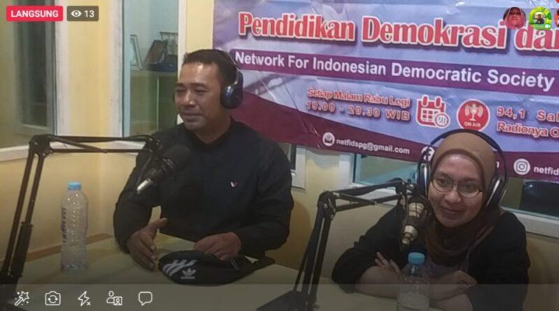 Peran Media Dalam Pelaksanaan Demokrasi di Kabupaten Sampang