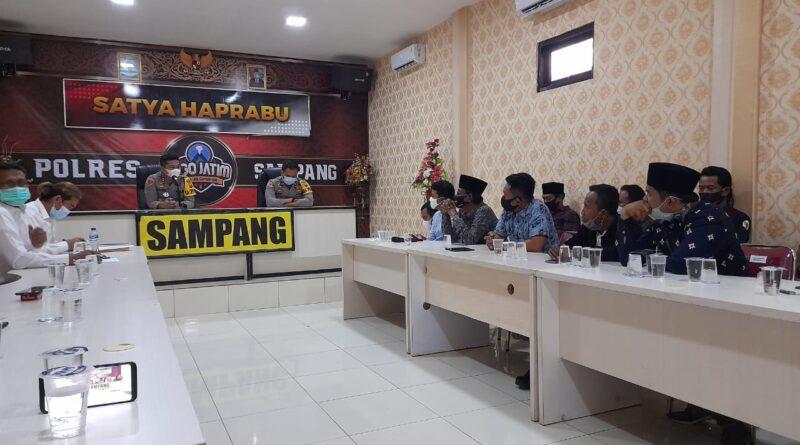 Aliansi LSM Sampang Desak Kepolisian Dalami Dugaan Pokmas Bermasalah Berujung OTT