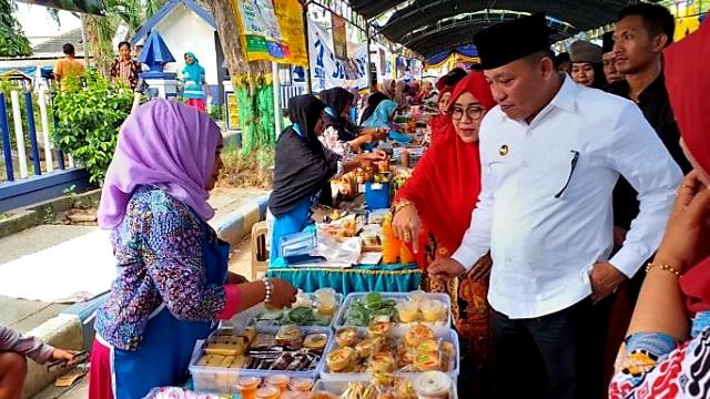 Corona Masih Betah di Sampang, Bazar Takjil Ramadhan Kembali Ditiadakan