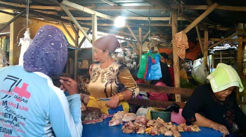 Kata Pedagang, Harga Daging Ayam Terus Naik di Pasaran