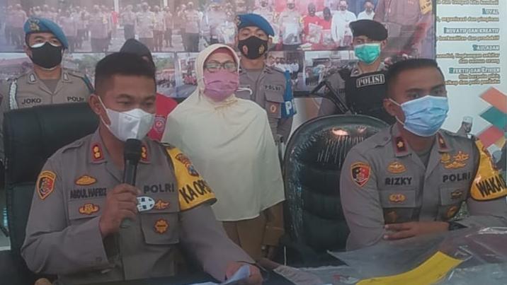 Polres Sampang Amankan Satu Tersangka Kasus Pembunuhan Ketapang