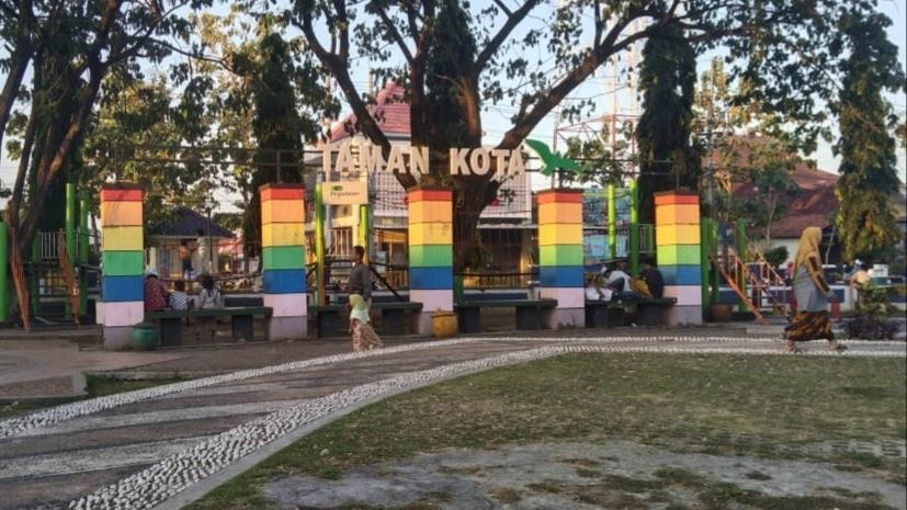 Minim Anggaran, Pengembangan Fisik Taman Kota Bergantung Dana CSR