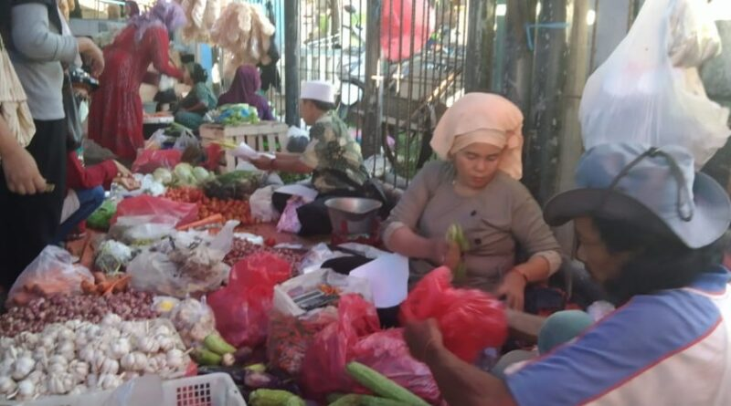 Pertengahan Ramadhan, Harga Bahan Pangan di Sampang Relatif Turun