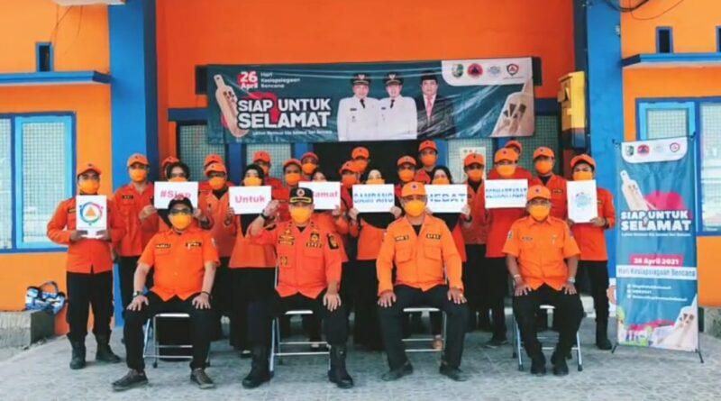 Moment HKB 2021, Kepala BPBD Harapkan Masyarakat Paham Siaga Sebelum Bencana