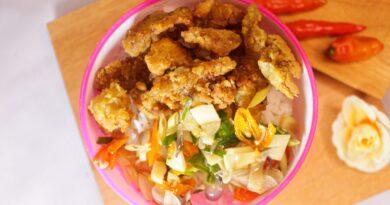 Resep Ayam Geprek Lezat Sebagai Menu Berbuka Puasa