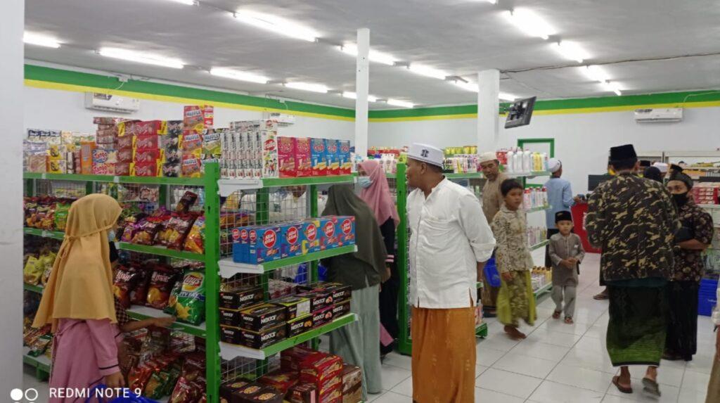 Berikan Harga Kebutuhan Terjangkau, PCNU Sampang Launching NU Mart Ke - 2