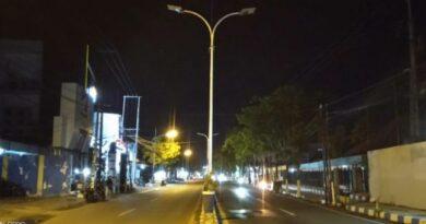 Pasang PJU dengan LED, Pemkab Sampang Keluarkan Anggaran Miliaran