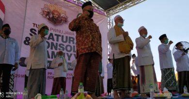 Turba PWNU Jatim di Sampang, Panitia Berlakukan Prokes Ketat Hingga Test Genose 19