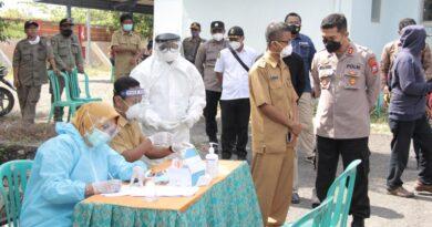 Reaktif Covid-19, Seorang Warga Bangkalan Diputar Balik Petugas Penyekatan