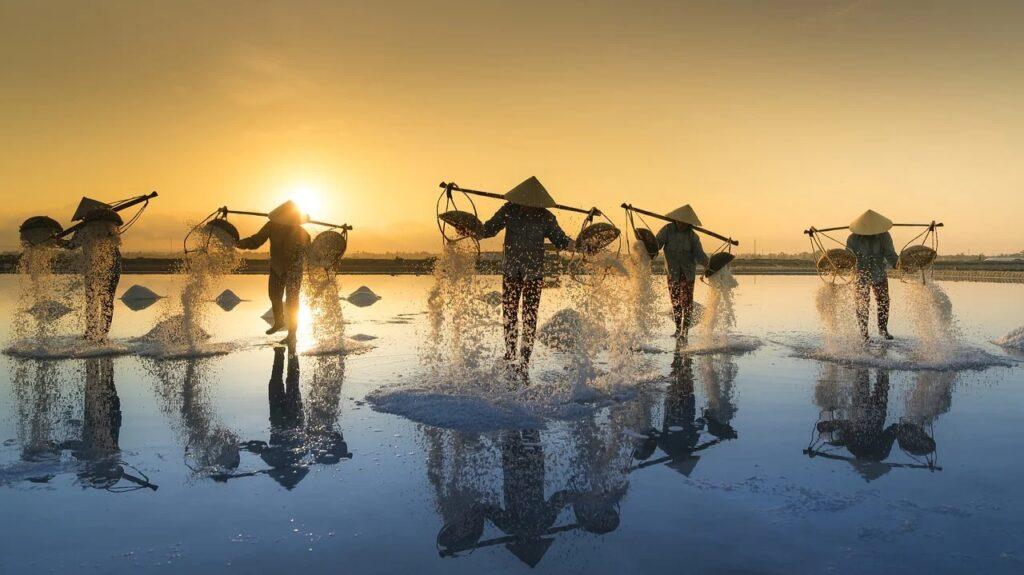 Harga Murah, Target Produksi Garam di Sampang Malah Semakin Naik