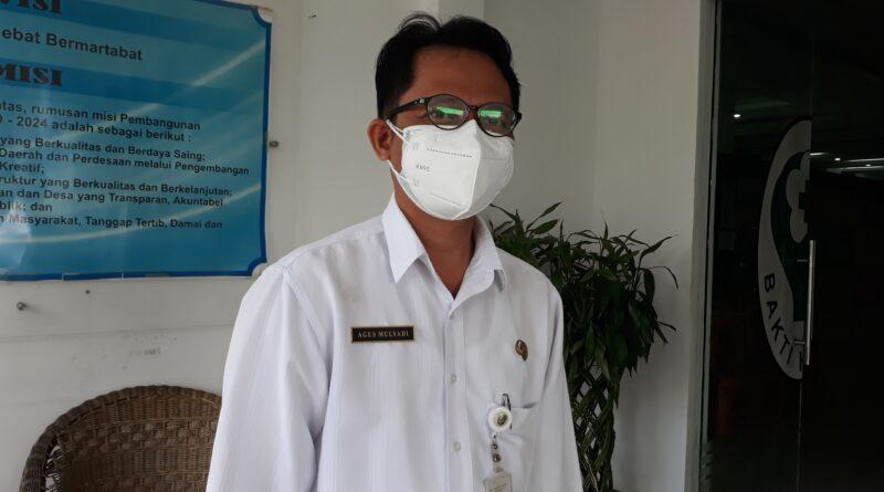 Miliki 12.000 Stok Vaksin, Dinkes Sampang Siap Jemput Bola Hingga ke-Desa