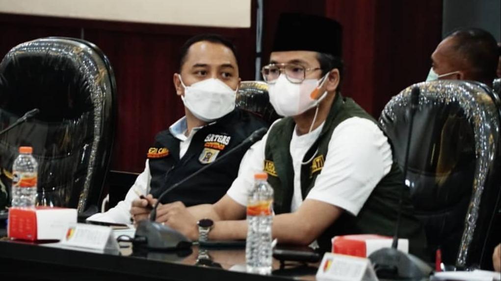 Hentikan Penyekatan Suramadu, Pemkab Bangkalan Fokus Tangani Zona Merah Covid-19