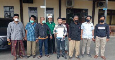 Komentar Buruk Terhadap Ulama di Medsos, 15 Akun Dilaporkan ke Mapolres Sampang