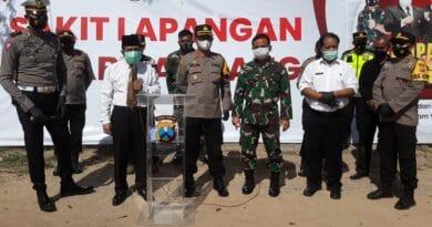 Gelar Konferensi Pers, Pemkab Beberkan Kondisi Terkini Covid-19 di Sampang