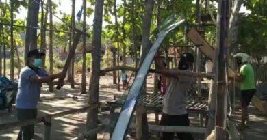 Kocar Kacir ! Lomba Balap Kelereng Dibubarkan Polsek Sampang
