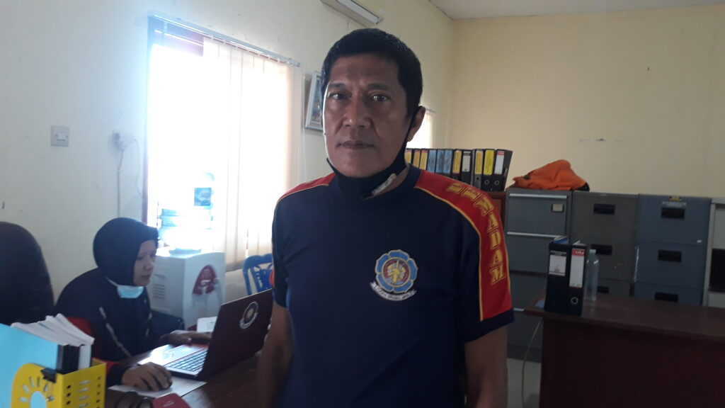 Kasi Ops Damkar Sampang, Hati-Hati Kebakaran di Musim Kemarau !