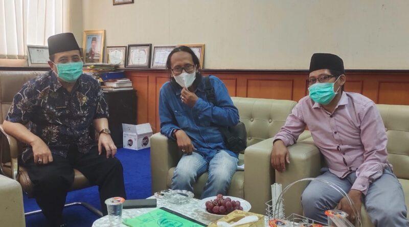 Satgas NU Peduli Covid-19 Sampang Bangun Sinergitas Bersama Pemerintah Daerah