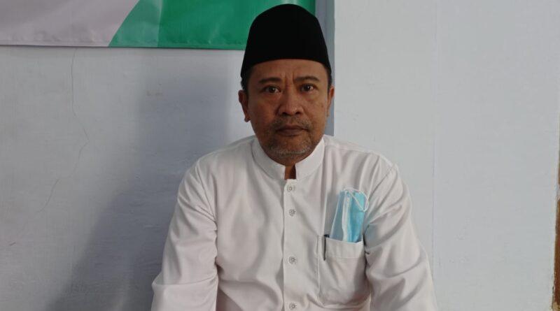 Ketua Tanfidziyah PCNU Sampang Anjurkan Warga Nahdliyin Ikhtiyar Dengan Vaksinasi