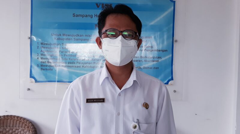 Stok Vaksin Habis, Dinkes KB Sampang Ajukan Penambahan Ke Pemprov dan Pusat