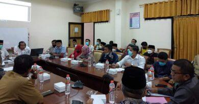 Audiensi Dewan, Gabungan Aktifis Sampang Minta Segera Bentuk Tim Evaluasi Pj Kades