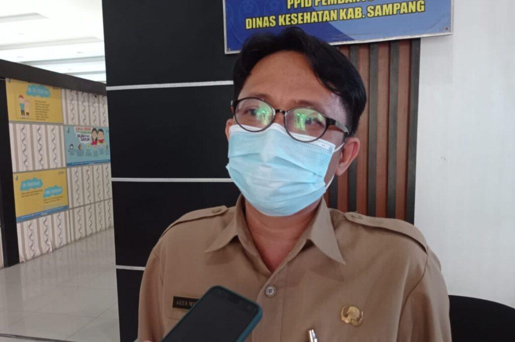 Dinkes KB Kabupaten Sampang Terima 8.000 Dosis Vaksin Covid-19