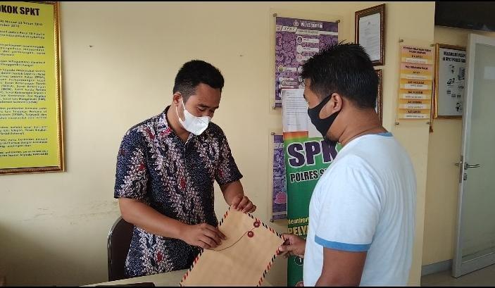 Bupati Sampang Dilaporkan Terkait Dugaan Pelanggaran Protokol Kesehatan