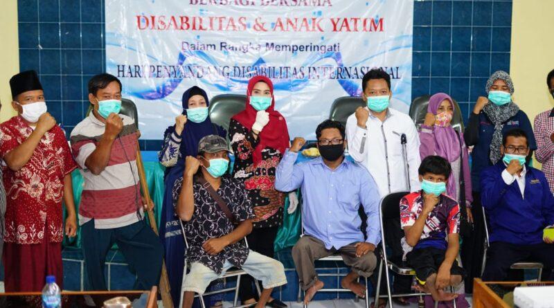 PPDI Sampang Minta Dewan Perjuangkan Hak Hak Kaum Disabilitas