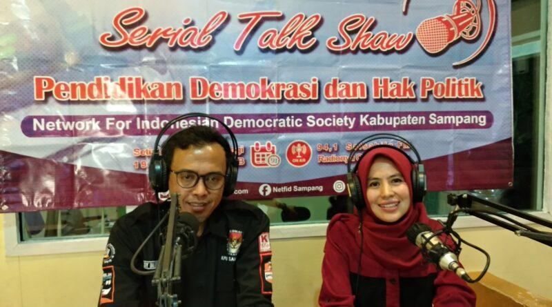 Cara KPU dan Bawaslu Sampang Cegah Money Politik Jelang Pesta Demokrasi 2024