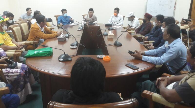 Hari Kesaktian Pancasila, PPDI Sampang Minta DPRD Rumuskan Perda Disabilitas