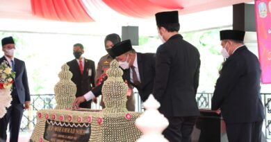 HUT Jatim ke-76, Emil Dardak Minta Masyrakat Madura Teladani Raden Panji Moh Noer