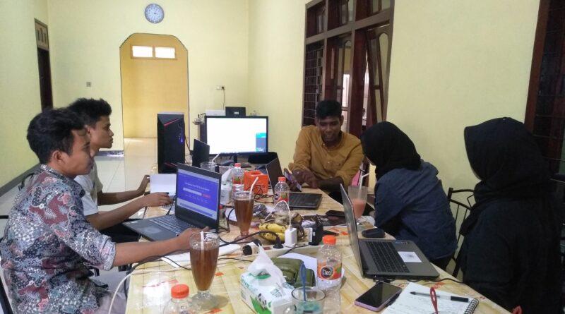 Create Fast Design Gelar Pelatihan Web Desain Program Digitalisasi Orang Madura